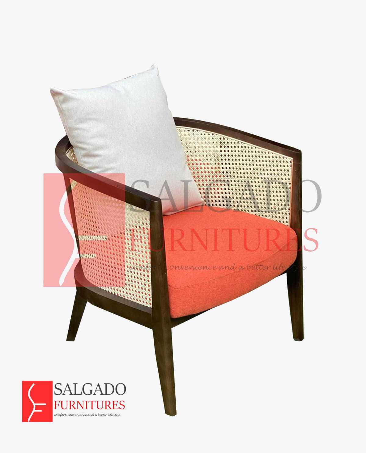 Banana-white-pillow-rattan-chair-srilanka