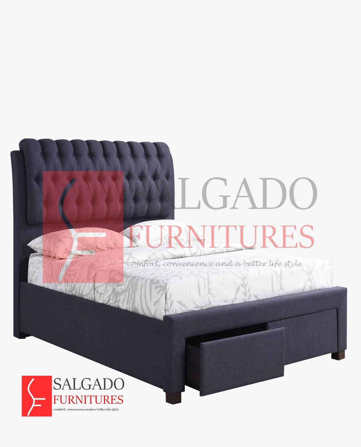 Kasidon-button-tufted-bed