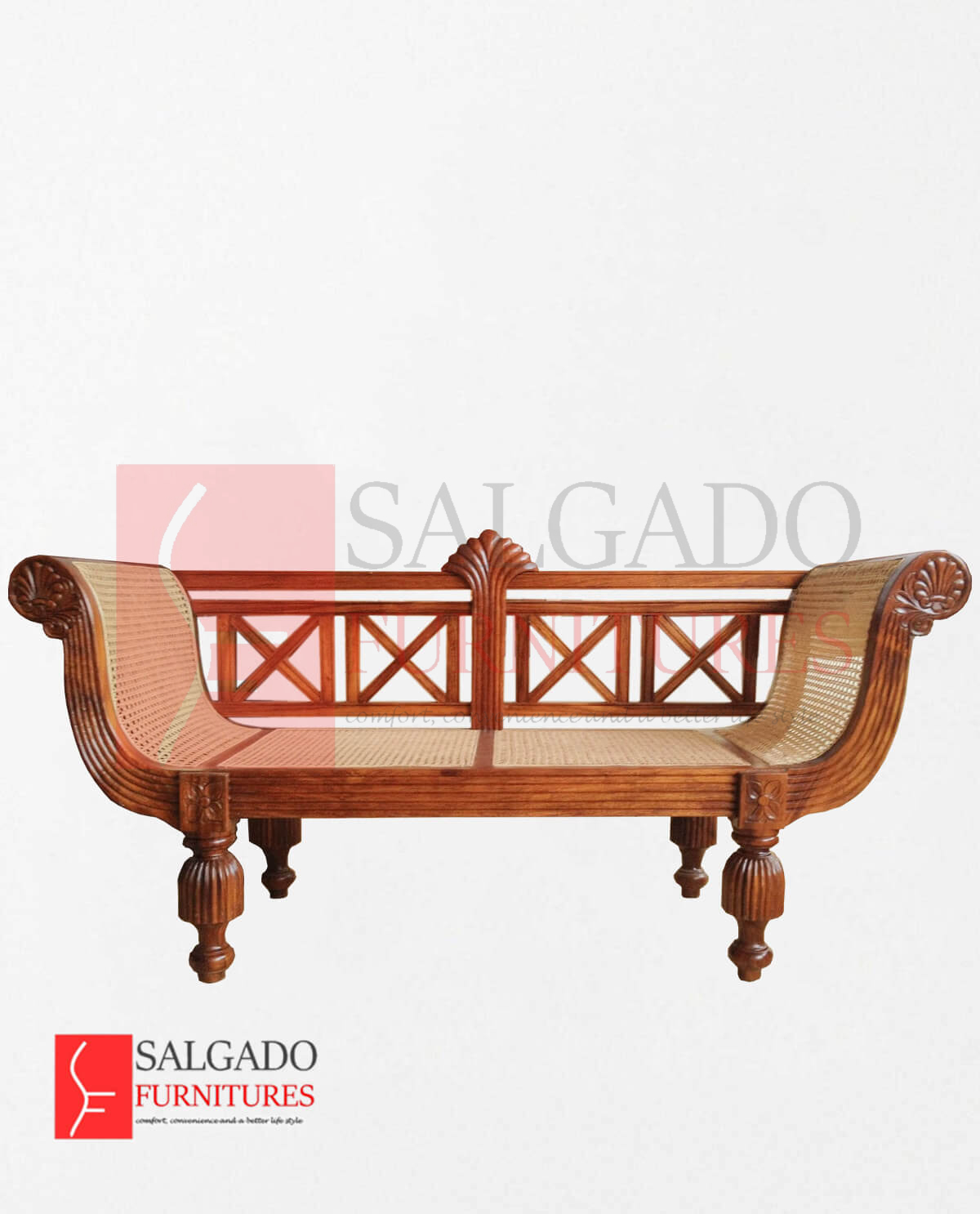 rattan-shell-couch-teak