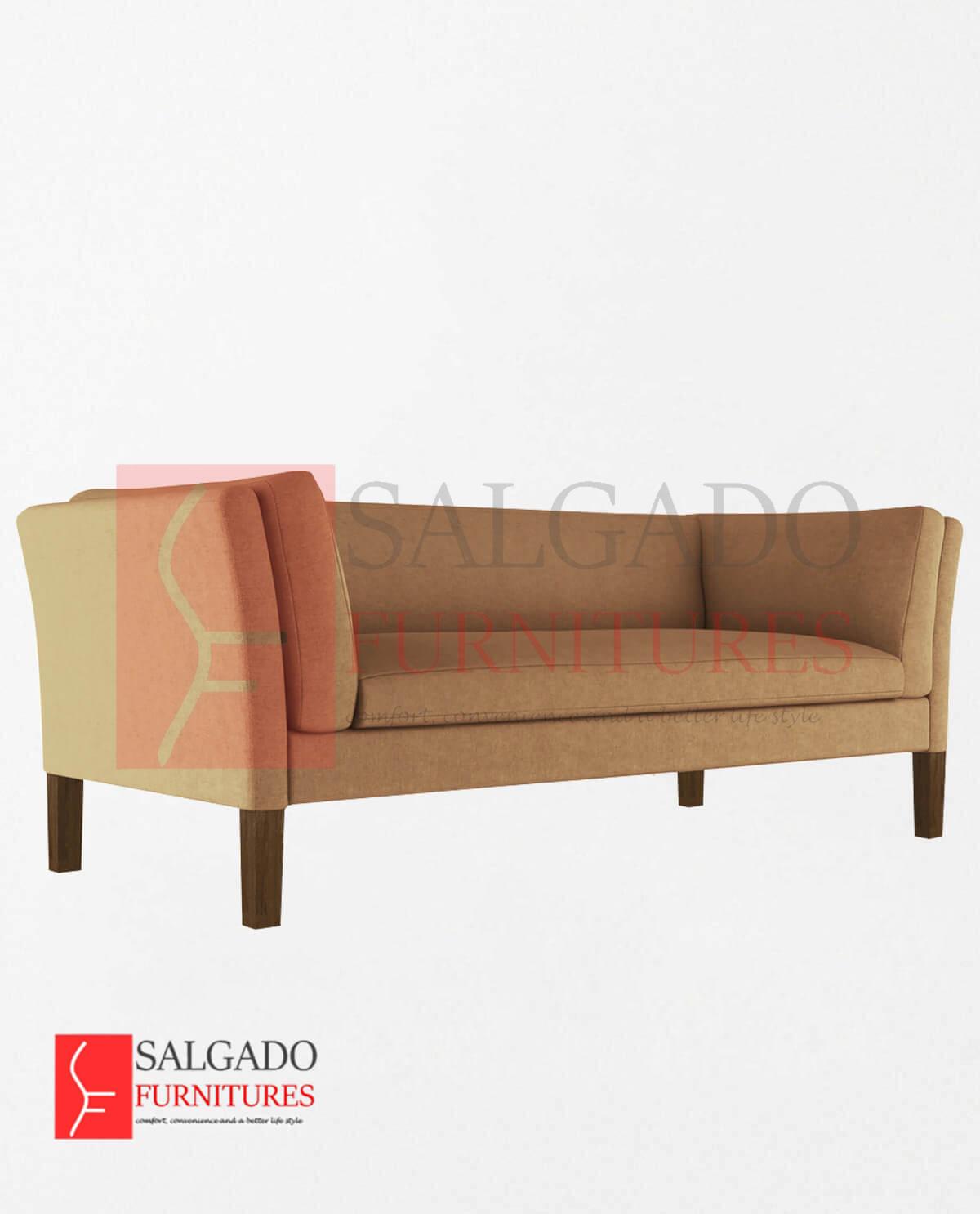 Classica Velvet Sofa
