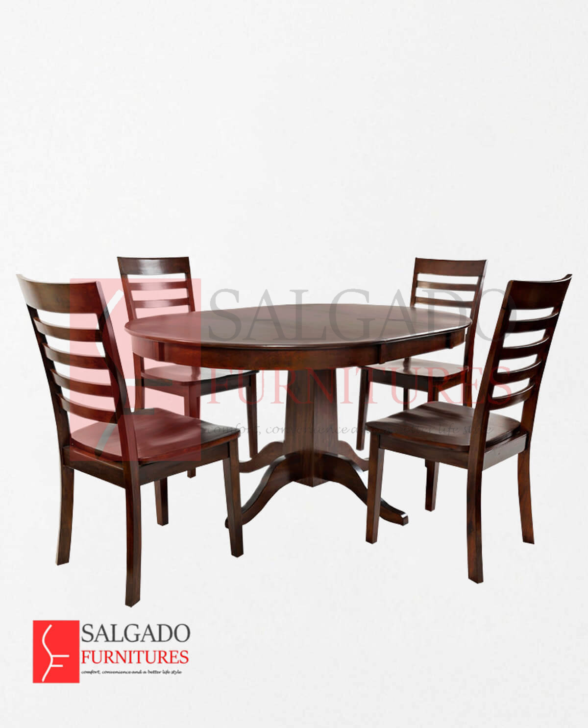 Classics Round to Oval Dining Suite