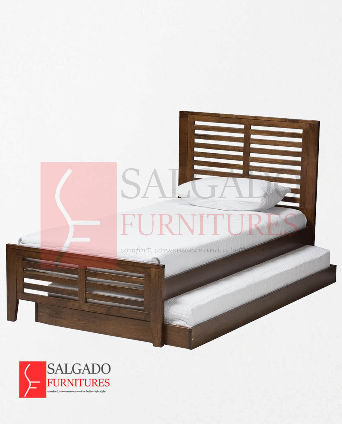 Classic Mission Twin Platform Bed