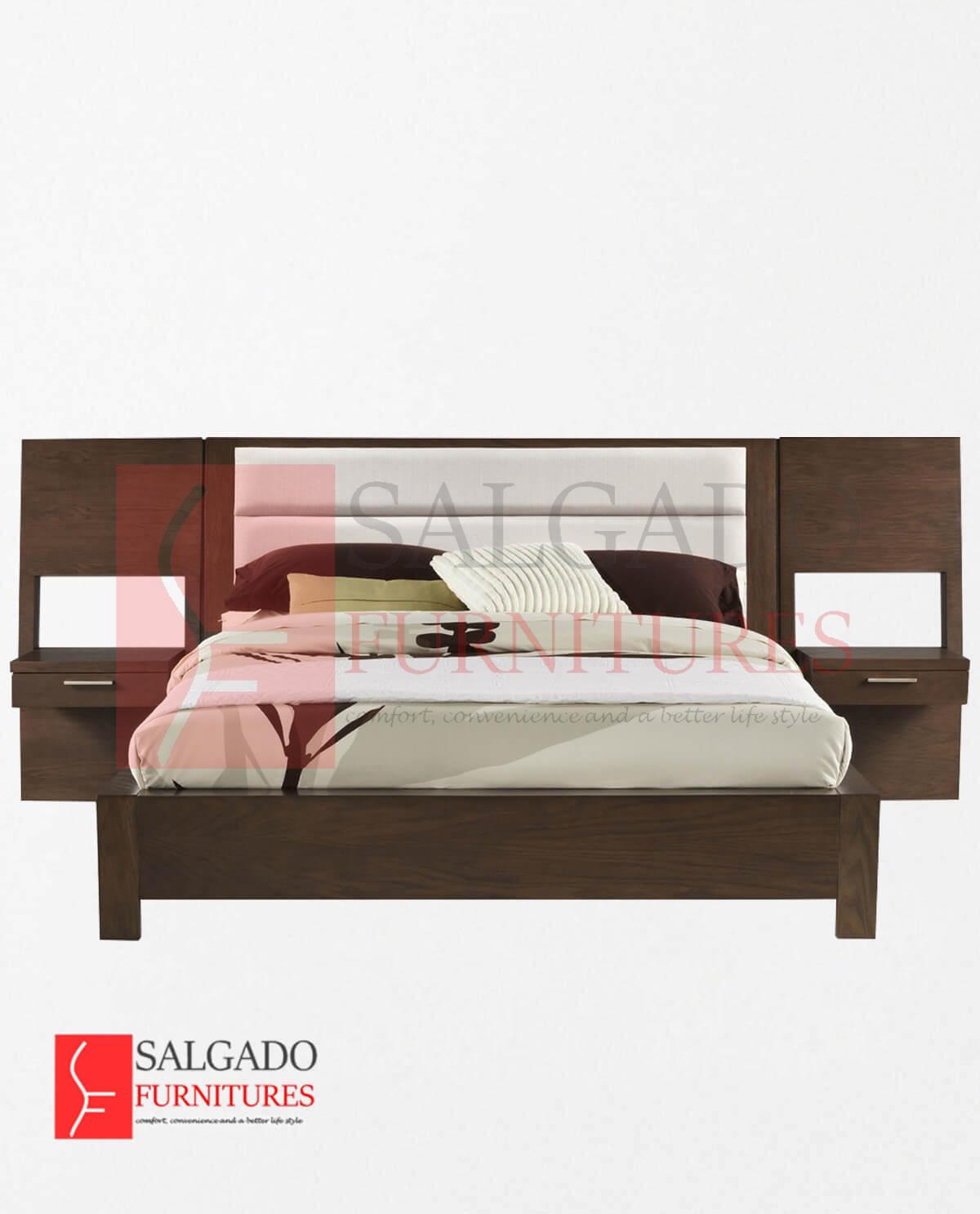 Montreal King Size Bed