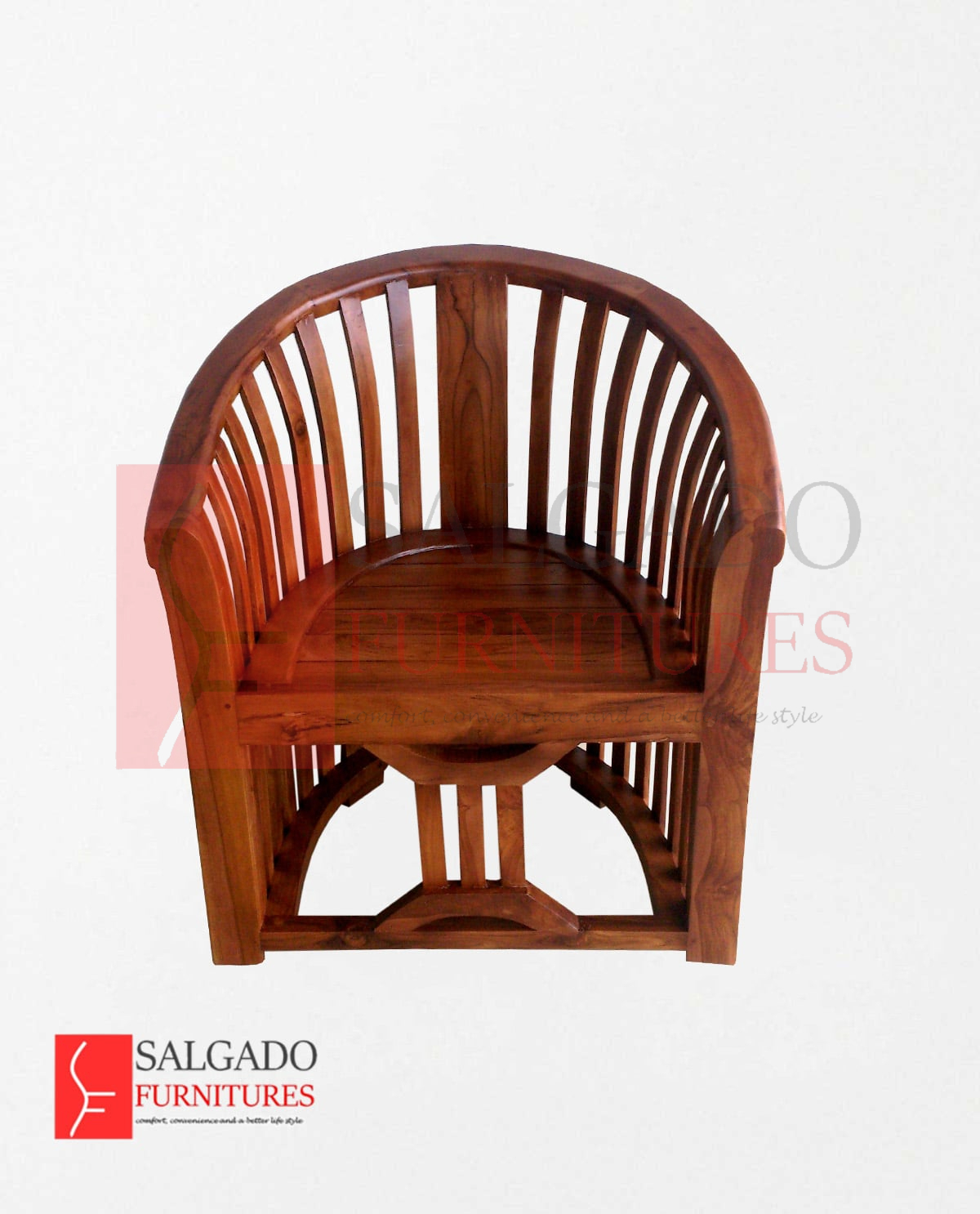 Bucket Varandha Chair
